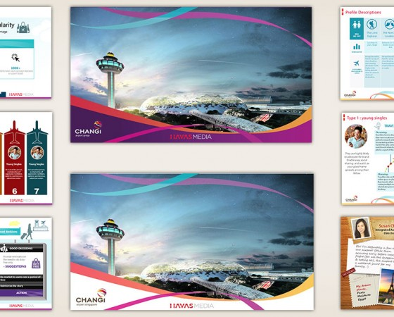 Proposal Powerpoint Design for Changi Airport Group