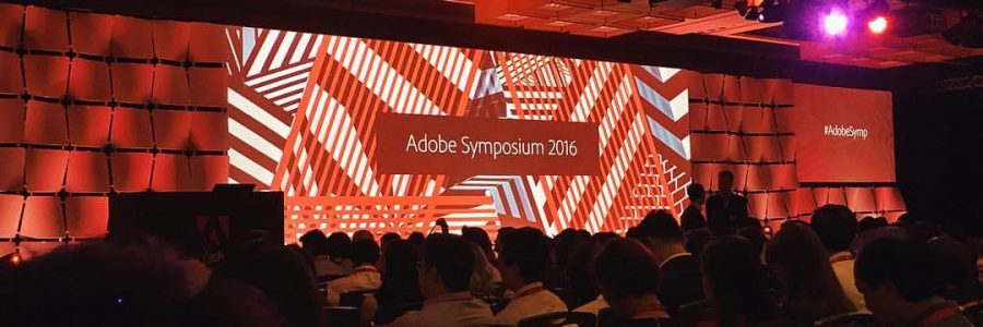Adobe Symposium 2016 – learnings, inspirations and feedback